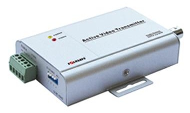 Active 1-Channel UTP Receiver with Dual BNC Output